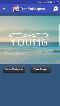 Teen Wallpapers HD screenshot 7