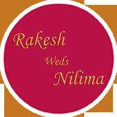 Rakesh weds Nilima icon