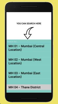 MAHARASHTRA VEHICLE CODE screenshot 2