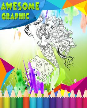 How To Color Monster High screenshot 4