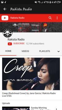 Rakista Radio screenshot 5