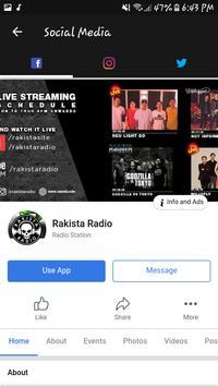 Rakista Radio screenshot 6