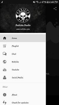 Rakista Radio screenshot 1