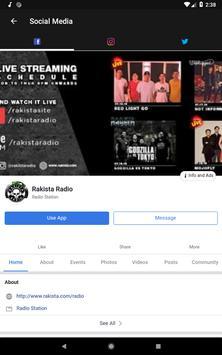 Rakista Radio screenshot 20