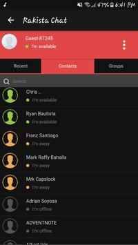 Rakista Radio screenshot 3