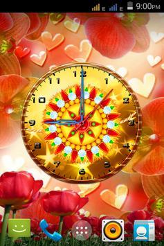 Rakhi Clock poster