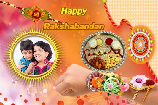 Raksha Bandhan Photo Frames poster