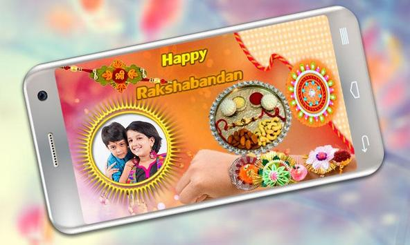 Raksha Bandhan Photo Frames apk screenshot
