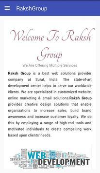 Raksh Group poster