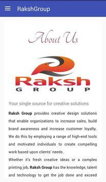 Raksh Group apk screenshot