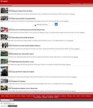 Rakyat Sulsel Online screenshot 1