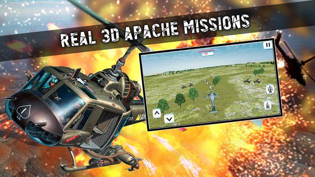 Real Apache Mission 3d screenshot 9