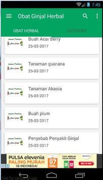 Obat Ginjal Herbal Alami screenshot 5