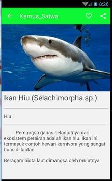 Dunia Binatang Ya Dunia Hewan apk screenshot
