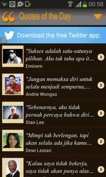 Quotes of The Day apk screenshot