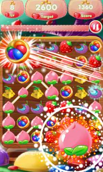 Game Sweet Fruit Candy Blast 2 poster