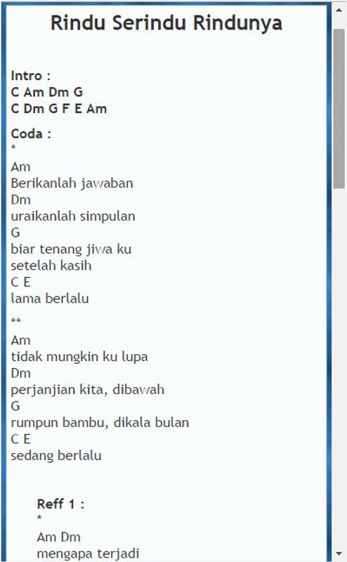 Chord Gitar Lagu Melayu APK Download - Darmowe Książki i materiały ...