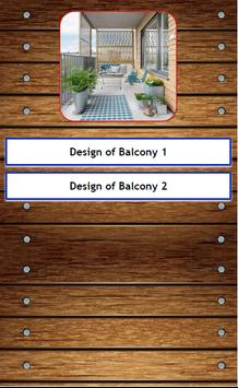 Design Of Balcony screenshot 1