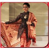 Kebaya And Songket Design icon