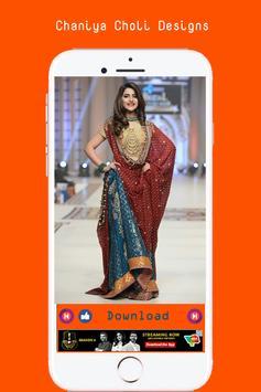 Latest Chaniya Choli Designs poster