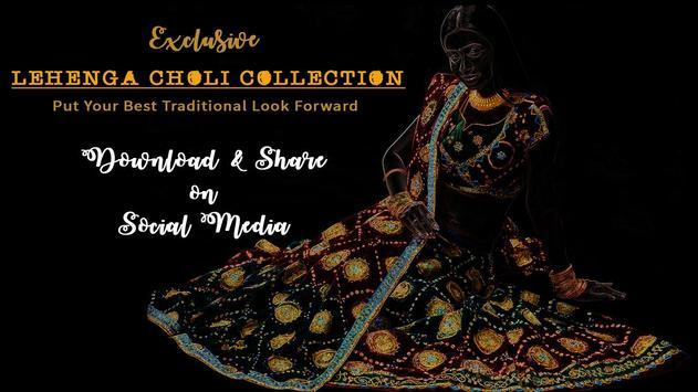 Latest Chaniya Choli Designs apk screenshot