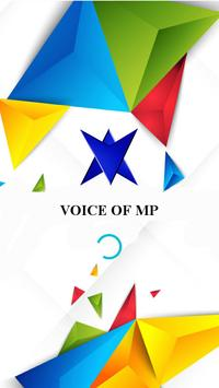 VOICE OF MP poster
