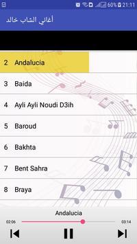 أغاني الشاب خالد screenshot 2