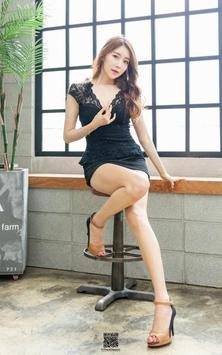 Sexy Korean Girls screenshot 7
