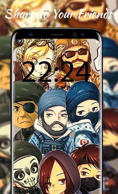 Rainbow Six Siege Wallpapers For Android Apk Download