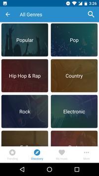 Music for Youtube - Tube Music BG, Red+ apk screenshot