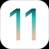 Lock Screen IOS 11 - Phone8 icon