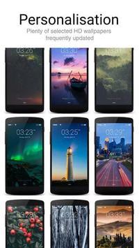 Lock Screen IOS 11 - Phone8 apk screenshot