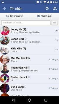 Free Messages, Video, Chat,Text for Messenger Plus screenshot 12