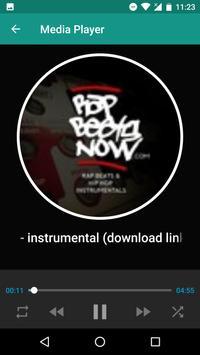 Instrumental Rap Beats screenshot 5