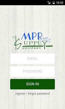 MPR Supply Company poster