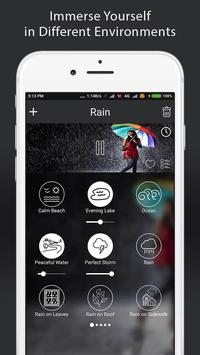 Rain Sounds poster