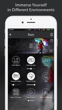Rain Sounds screenshot 10