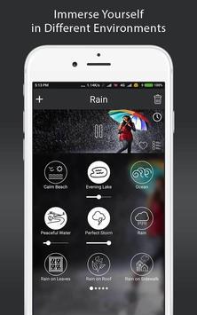 Rain Sounds apk screenshot