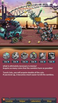 Money:Zombie-Show me the money apk screenshot