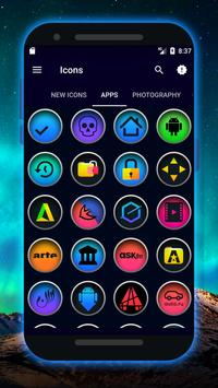 Extreme - Icon Pack screenshot 7