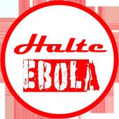 Halte Ebola CD icon