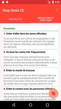 Halte Ebola CD screenshot 1