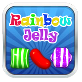 Rainbow Jelly and Candy Mania icon