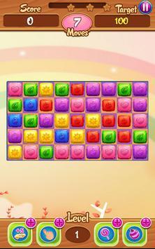 Rainbow Jelly and Candy Mania screenshot 2