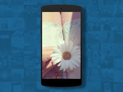 Love Hands Lockscreen apk screenshot