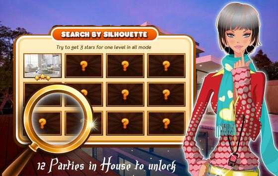 Hidden Object - Secret House apk screenshot