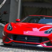 Driving Ferrari Simulator 3D icon