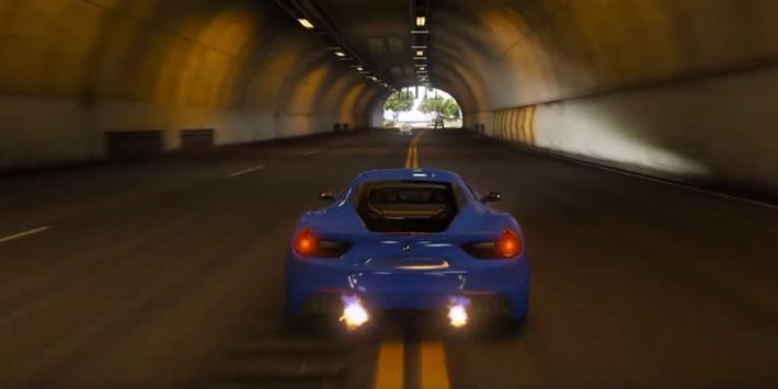 Driving Ferrari Simulator 3D apk screenshot