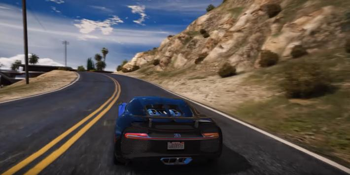 3D Bugatti Driving Simulator apk screenshot