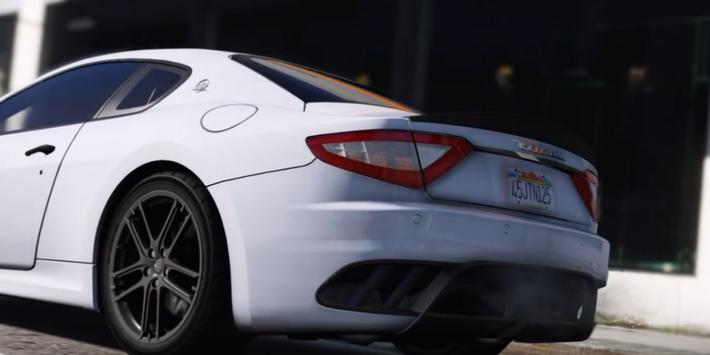Driving Maserati Simulator 3D poster